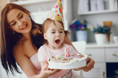 День народження дитини