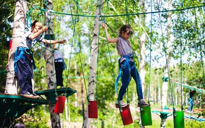 Летний городской лагерь для школьников 7-12 лет на Осокорках