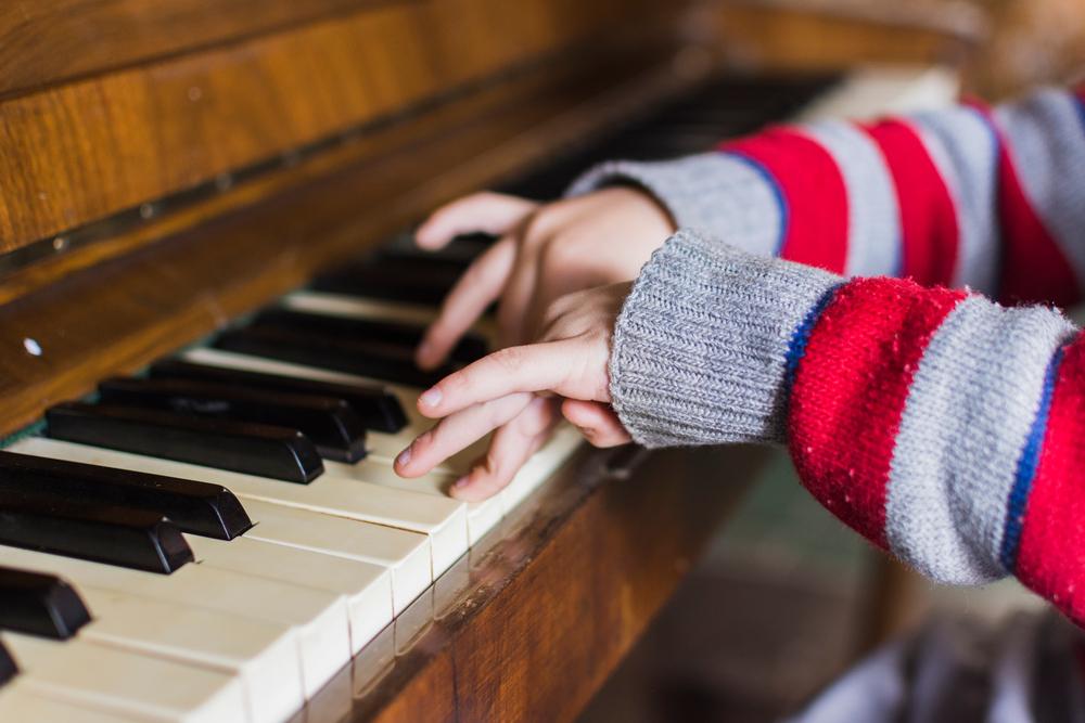Уроки игры на фортепиано для детей