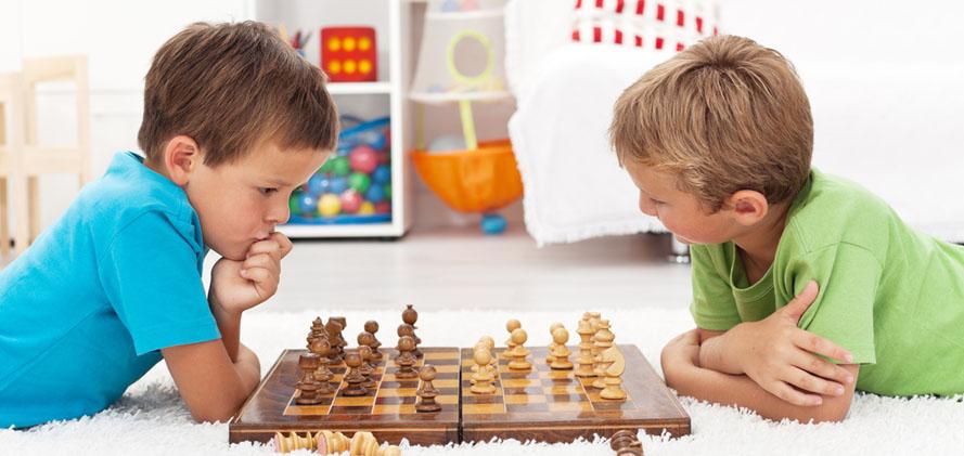 Шахи для дітей віком від 3 до 8 років
