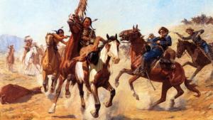 Індіанці і Ковбої. Дикий Захід